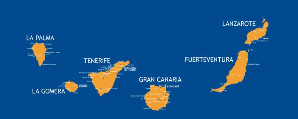 Tenerife? Gran Canaria? Lanzarote? Fuerteventura? – Kanári-szigeteki úti cél választó