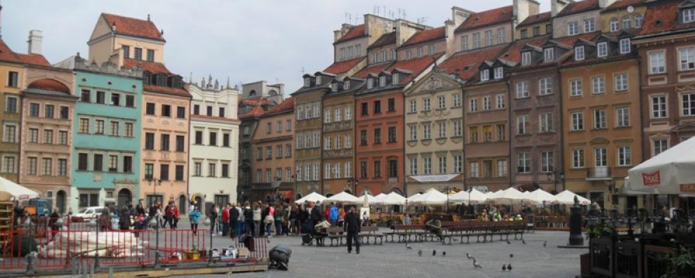 Útibeszámoló Varsóból, a pozitívumok városából 1. rész