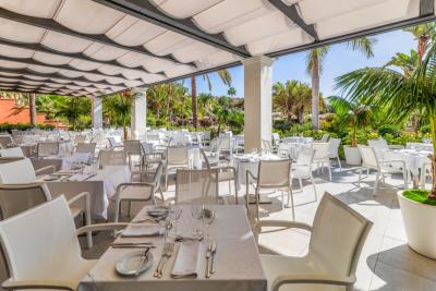 H10 Costa Adeje Palace**** - Büfé étterem külső terasza